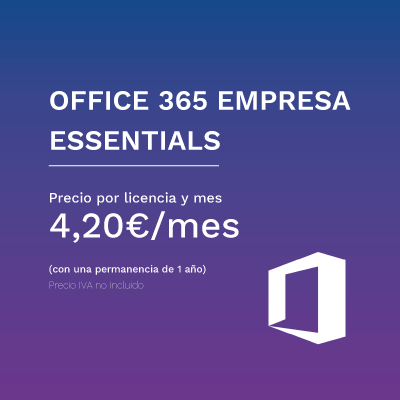 office 365 empresa essentials
